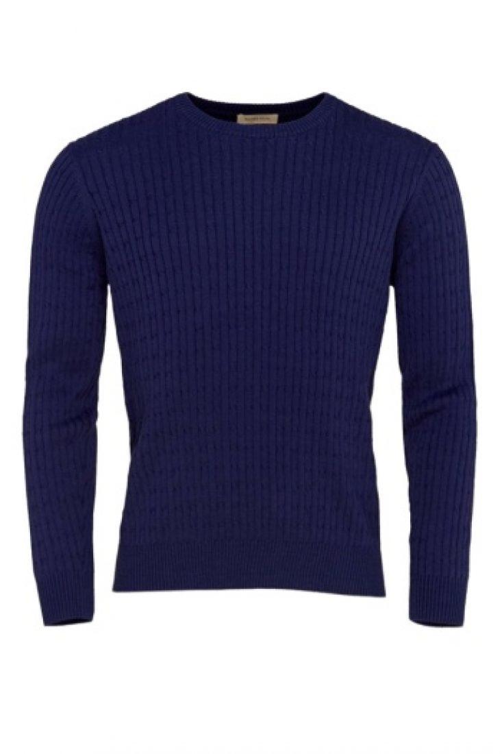 Jednobarevný pánský svetr